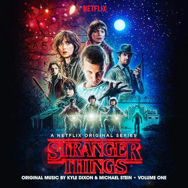 Stranger Things serial Netflix