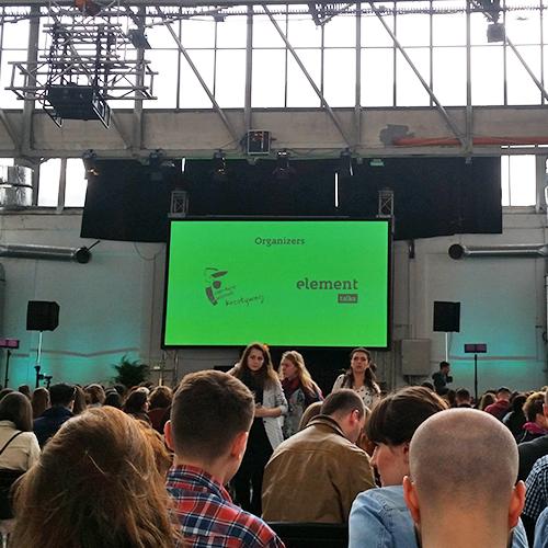 Element Talks 2016 Warszawa
