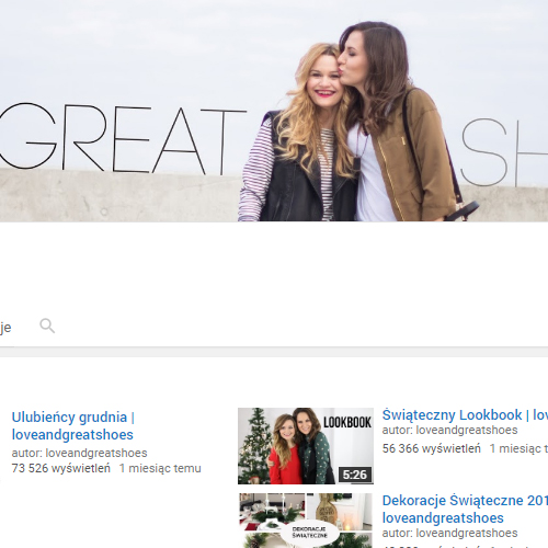 Love And Great Shoes YouTube