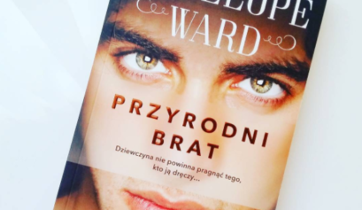 Przyrodni Brat Stepbrother Dearest Penelope Ward recenzja