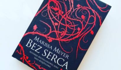 Bez serca, Heartless, Marissa Meyes, Wydawnictwo Papierowy Księżyc
