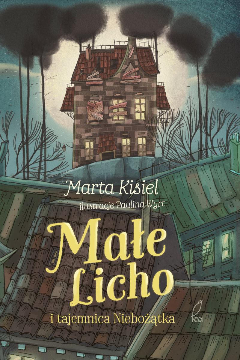 Małe Licho i tajemnica Niebożątka, Marta Kisiel