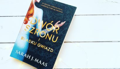 dwór szronu i blasku gwiazd, sarah j. maas, a court of frost and starlight